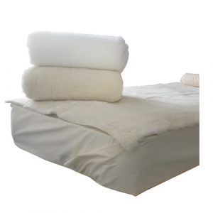 Polyester bed fleece