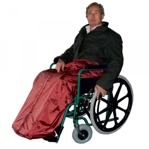 WHEELCHAIR THERMAL LEG COVER