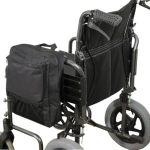 pannier bag for wheelchair