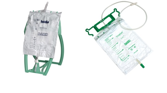 URIPLAN® Single use disposable Bed Bag with OneMT® tap (non-sterile) 90cm 2L