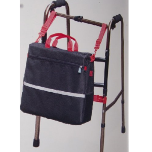 Multi purpose walker bag.