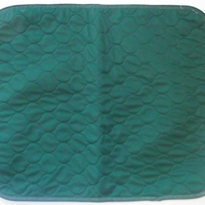 Washable seat pad.