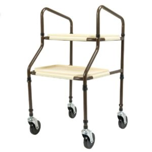 Home helper walker trolley.