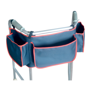 Universal walking frame pouch.