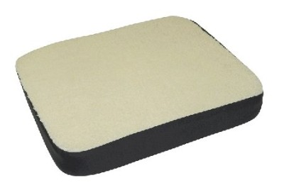 Wheelchair gel cushion.