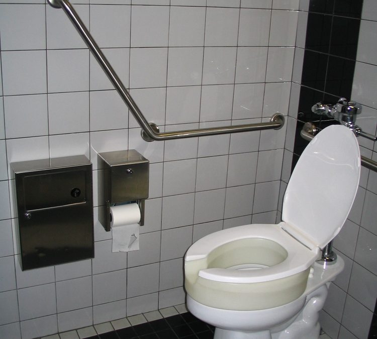 Why Is Height so Important for Disabled Toilets?