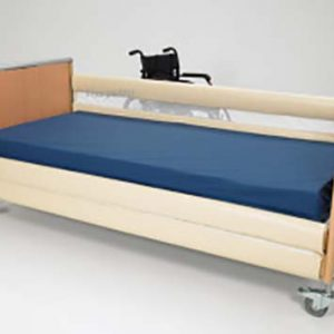 net bed rail for adults