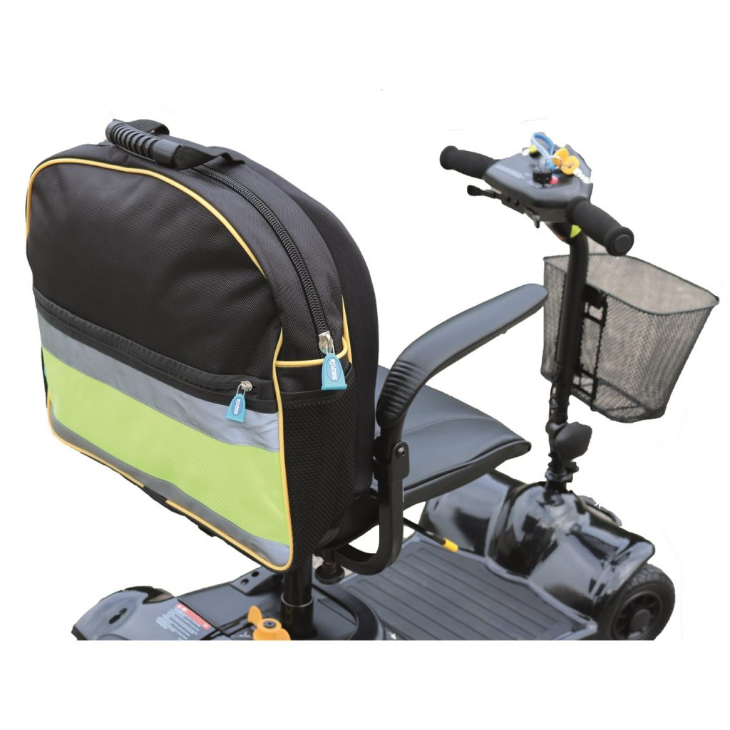 boot scooter bag